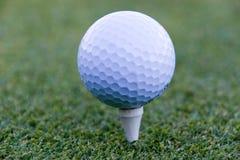 Esfera de golfe 03 Foto de Stock Royalty Free