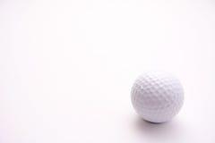 Esfera de golfe Fotografia de Stock