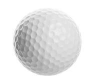 Esfera de golfe Imagens de Stock Royalty Free