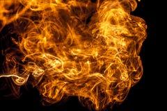Esfera de incêndio Imagem de Stock Royalty Free