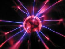 Esfera de la energía stock de ilustración