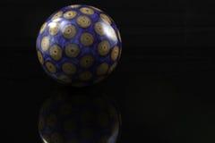 Esfera de madeira Imagem de Stock