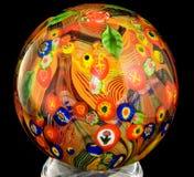 Esfera de Murano Fotos de archivo libres de regalías