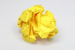 Esfera de papel Imagens de Stock Royalty Free