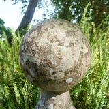 Esfera de pedra Foto de Stock
