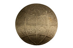 Esfera de piedra   imagenes de archivo