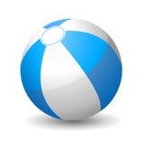 Esfera de praia Foto de Stock Royalty Free