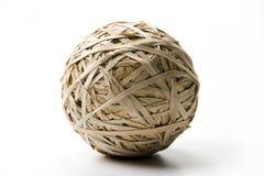 Esfera de Rubberband Foto de Stock Royalty Free