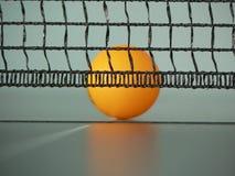 Esfera de tênis Imagem de Stock