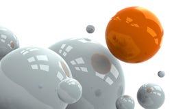 Esfera del arranque de cinta Imagen de archivo libre de regalías