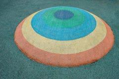 Esfera del color del paso media Imagen de archivo libre de regalías