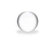 esfera del gris 3d Fotos de archivo libres de regalías
