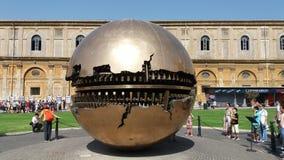 Esfera dentro da esfera imagens de stock royalty free