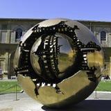 Esfera dentro de la esfera Fotos de archivo libres de regalías