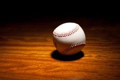 Esfera do basebol fotos de stock