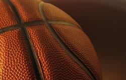 Esfera do basquetebol Fotografia de Stock