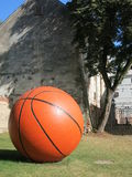 Esfera do basquetebol Foto de Stock Royalty Free