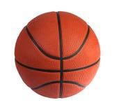 Esfera do basquetebol de Brown Fotografia de Stock