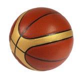 Esfera do basquetebol de Brown Imagens de Stock