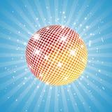 Esfera do disco Fotografia de Stock Royalty Free