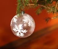 Esfera do Natal Foto de Stock