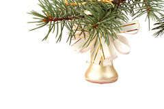Esfera do Natal imagem de stock
