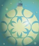 Esfera do Natal. Imagem de Stock Royalty Free