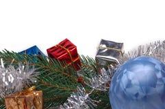 Esfera do Natal? fotografia de stock royalty free