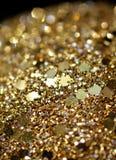 Esfera do ouro Imagens de Stock