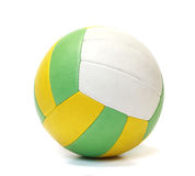 Esfera do voleibol Fotografia de Stock Royalty Free