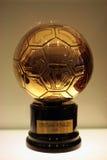 Esfera dourada 2008 Fotografia de Stock