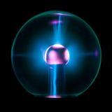 Esfera eletrostática foto de stock royalty free