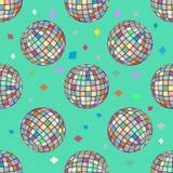 Esfera inconsútil del disco del modelo Imagen de archivo libre de regalías