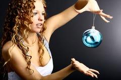 Esfera mágica Fotos de Stock Royalty Free