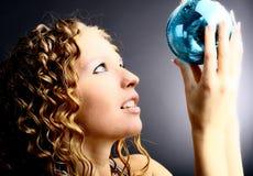 Esfera mágica Imagens de Stock Royalty Free