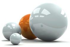 Esfera original Imagem de Stock