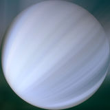 Esfera preto e branco Fotos de Stock Royalty Free