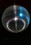 Esfera retro do espelho Foto de Stock Royalty Free