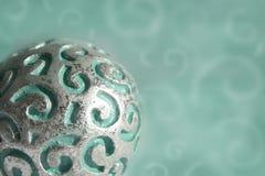 Esfera verde Imagem de Stock Royalty Free