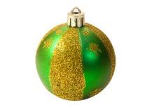 Esfera verde da pele-árvore Foto de Stock Royalty Free