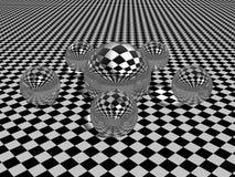 Esferas. Foto de Stock