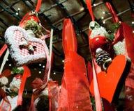 Esferas 2 do Natal foto de stock royalty free