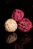 3 esferas Imagen de archivo libre de regalías