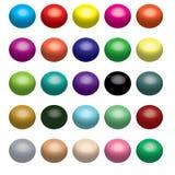 esferas 3d Fotos de Stock Royalty Free