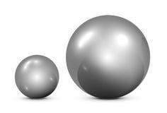 esferas Imagens de Stock Royalty Free