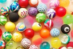 Esferas coloridas Foto de Stock Royalty Free
