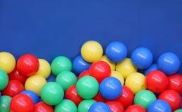Esferas coloridas Imagem de Stock