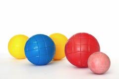 Esferas coloridas Imagens de Stock