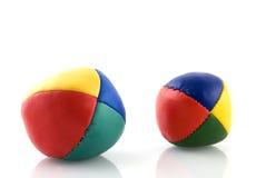 Esferas coloridas Foto de Stock
