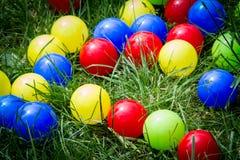 Esferas coloridas Imagem de Stock Royalty Free